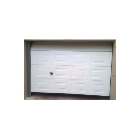 Секционни гаражни врати - Novoferm