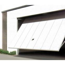 Махови гаражни врати за готови гаражи - Novoferm