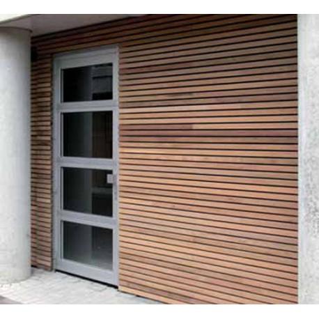 Индустриални секционни врати Novoferm - врати от вътре