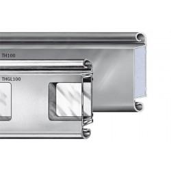 Ролетни индустриални врати TH80 и TH100 – Novoferm - Novoferm