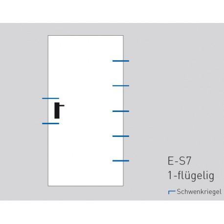 Противозломна врата NovoSecur ® - E-S7 - Novoferm