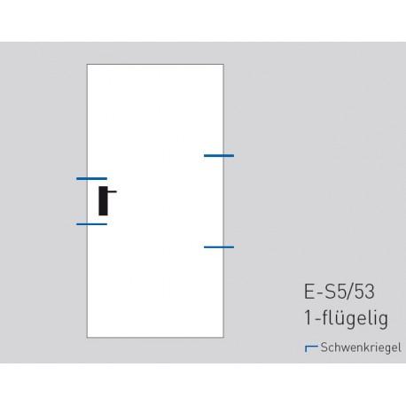 Противозломна врата NovoSecur ® - E-S5/53 - Novoferm
