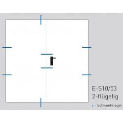 Противозломна врата NovoSecur ® - E-S10/53 - Novoferm - Novoferm