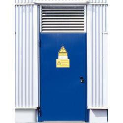 Трансформаторни врати - Novoferm
