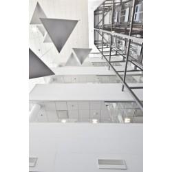 Акустичен окачен растерен таван Ecophon - Focus™ Dg