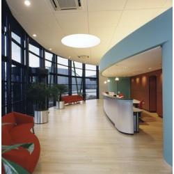 Акустичен окачен растерен таван Ecophon - Focus™ E - Ecophon