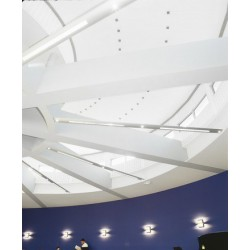 Акустичен окачен растерен таван Ecophon - Focus™ F - Пана за растерен таван - Ecophon
