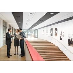 Акустичен окачен растерен таван Ecophon - Focus™ Lp - Пана за растерен таван - Ecophon
