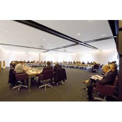 Акустичен окачен растерен таван Ecophon - Master ™ Ds