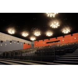 Акустичен окачен растерен таван Ecophon - Sombra™ A - Ecophon