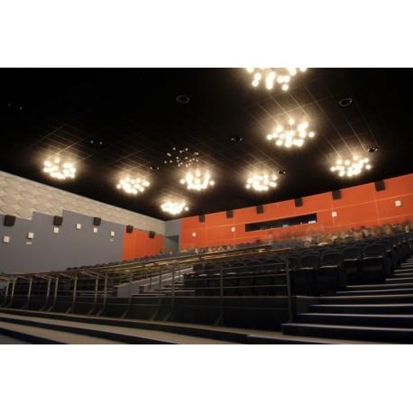 Акустичен окачен растерен таван Ecophon - Sombra™ A