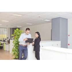 Акустичен окачен растерен таван Ecophon - Combison™ Uno A