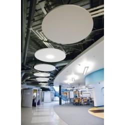 Акустичен окачен растерен таван Ecophon - Solo™ Circle - Ecophon