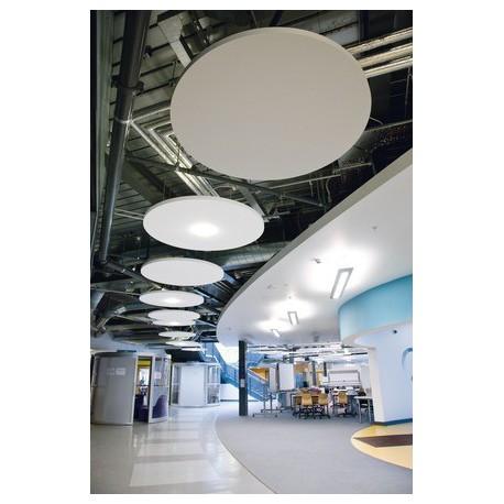Акустичен окачен растерен таван Ecophon - Solo™ Circle