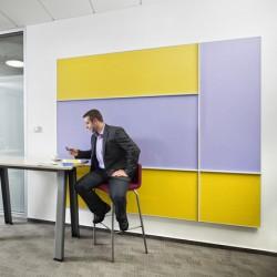 Акустични стенни панели Ecophon - Akusto/Wall panel ™ Wall C - Ecophon