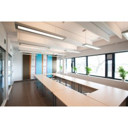 Акустичен окачен растерен таван Ecophon - Solo™ Baffle