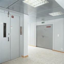 Акустичен окачен растерен таван Ecophon - Industry™ RTP - Ecophon