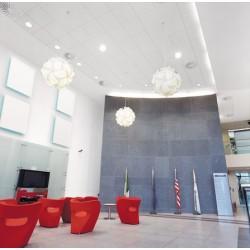 Акустични преградни стенни панели Ecophon - Solo™ Square on wall - Ecophon