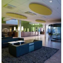 Акустичен окачен растерен таван Ecophon - Solo™ Ellipse - Ecophon