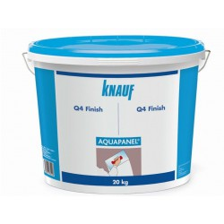 AQUAPANEL Q4 Finish финишна шпакловка - Knauf