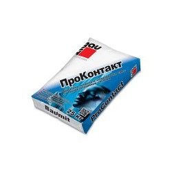 Лепилна и шпакловъчна смес Баумит ПроКонтакт