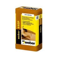 Лепилнa смес WEBER 440P - Weber