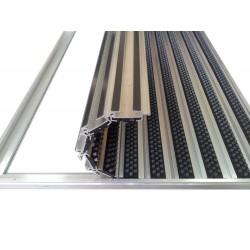 Изтривалка за вграждане HDDMS - Brush - HDDMS - HD Door Matting Solutions