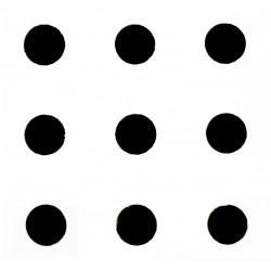 Гипсокартон Кнауф Cleaneo Akustik - права кръгла перфорация (R) - Knauf