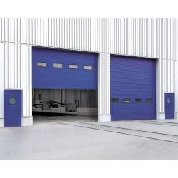Индустриални врати секционни Thermo – Novoferm