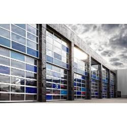 Индустриални врати секционни NovoLux – Novoferm