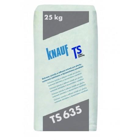Смес за саниране и запълване на повреди 20-100мм - Knauf TS 635