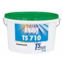 Knauf TS 710 - Силиконова покриваща боя - Knauf