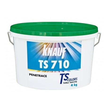 Knauf TS 710 - Силиконова покриваща боя