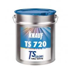 Силиконова покриваща боя - Knauf TS 720 - Knauf