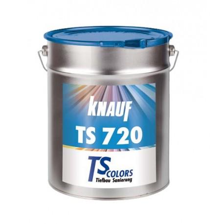 Силиконова покриваща боя - Knauf TS 720