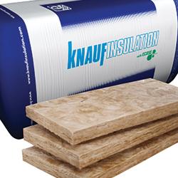 СТЪКЛЕНА МИНЕРАЛНА AKUSTIK BOARD KNAUF 5см и 7,5см - Knauf Insulation