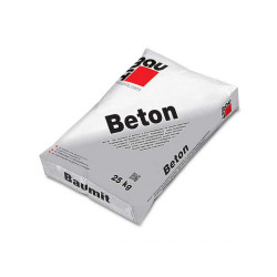Баумит Бетон - сух разтвор за бетониране - Baumit