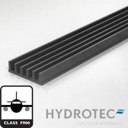 Безрешетъчен нископрофилен улей - чугун F900 HYDROline
