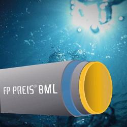 Тръби чугун PREIS BML за мостови и тунелни съоръжения - Hydro