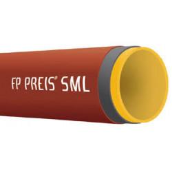 Система тръби и фитинги от чугун PREIS® SML за канализация - Hydro