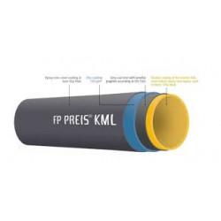 Тръби и фитинги от чугун PREIS® KML за мазнинна канализация - Hydro