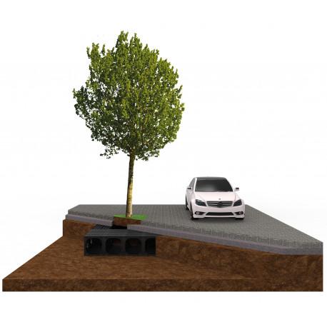 Системи за опазване коренова система на дървото TreeBox/ AirBox